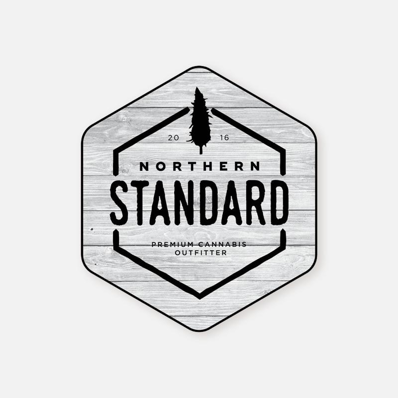 Sticker – Northern Standard Logo