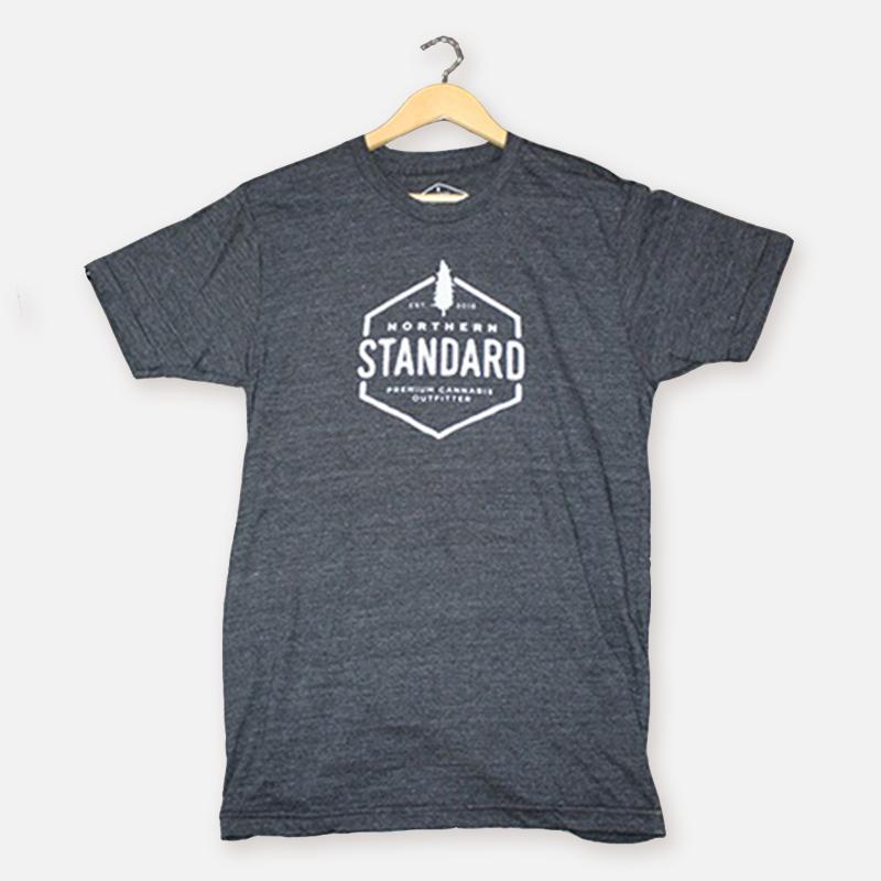Northern Standard Men's Shirt – Charcoal