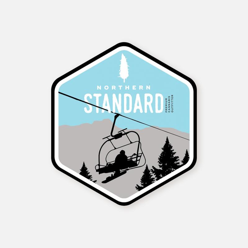 Sticker – Lift