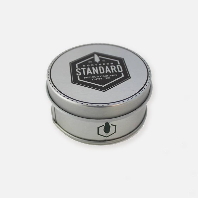 Empty Tin – Round