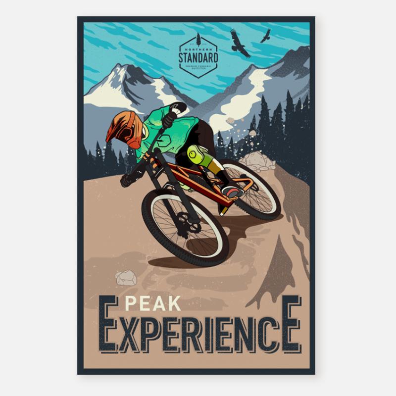 Poster – Biker