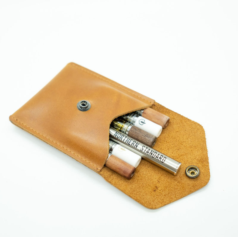 Slim Leather Case