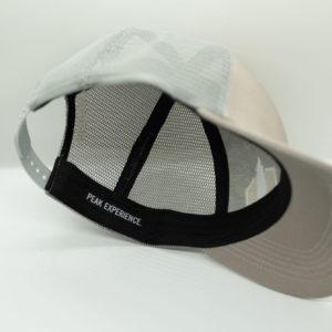 Grey Baseball Cap - Under